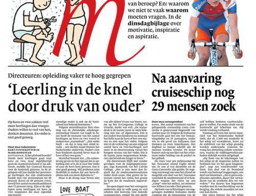 NRC Handelsblad | Daarom: Vertroetel Je Ouders